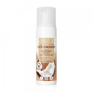 Rich Coconut Пенка д/умывания Нежная кокосовая 3в1, 150мл