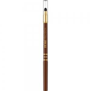 Карандаш для глаз Eye Max Precision тон коричневый автомат с растушевкой, 0,3гр