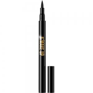 Подводка-маркер для глаз Art Professional Make-up deep black водостойкая черная, 4мл
