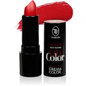 """Помада для губ """"BB Color Lipstick"""" Z-18-125C тон 125 кремовая """"красный"""""""