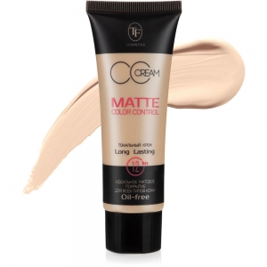 """Тональный крем TW 09-903C тон 903 """"Matte Color Control"""", розово-опаловый"""