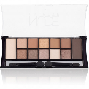 "Тени для век набор TE-24-01C ""12 Nude Pallette Eyeshadow"" тон 01C Classical Nudes"