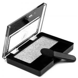 "Тени для век ""Eyeshadow Mono"" TE-20M-151C с эфф.металлик, тон 151 алюминевая фольга"