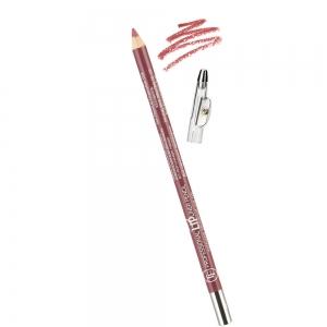 """Карандаш для губ с точилкой W-207-121C тон №121 """"Professional Lipliner Pencil"""" dusty pink/пыльно-розовый"""