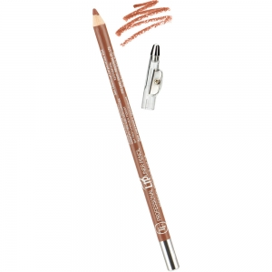 "Карандаш для губ с точилкой W-207-122C тон №122 ""Professional Lipliner Pencil"" pale brown/бледно-коричневый"