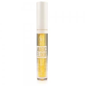 """Масло для губ """"Magic Elixir"""" TL-18C-182, тон 182, прозрачный с золотым шиммером, 4,5мл"""