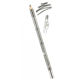 """Карандаш для глаз с точилкой W-207-003C тон №003 """"Professional Lipliner Pencil"""" для глаз """"морозный чёрный 2"""""""
