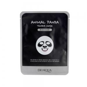 """Маска для лица """"Панда"""" тканевая, 30г"""