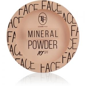 """Пудра минеральная для лица """"Mineral Powder"""" TP-19-10C, тон 10 ivory/слоновая кость"""