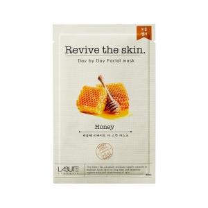 """Маска д/лица с экстр.меда """"Revive the skin"""", тканевая, 23мл"""